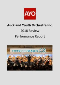 AYO 2018 Review - Performance Report
