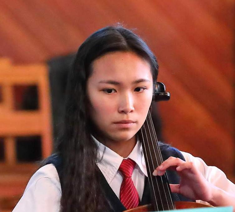 Phoebe Qiu